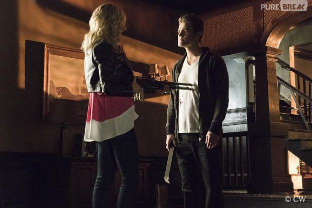 The Vampire Diaries saison 6, épisode 17 : Caroline sort l'artillerie lourde face à Stefan