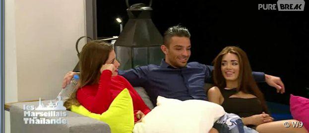Les Marseillais en Thaïlande : Julien a la belle vie dans l'épisode 4 diffusé le 4 mars 2015, sur W9