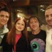 Harry Potter : Rupert Grint, Tom Felton... retrouvailles pour les acteurs