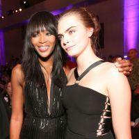 Cara Delevingne VS Naomi Campbell : bagarre de tops en boîte de nuit à Paris ?