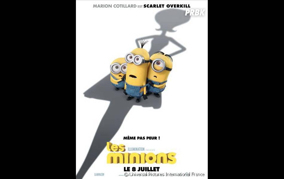 Les Minions trouvent leurs maîtres