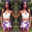 Alice Abdel Aziz décolletée et hot sur Instagram