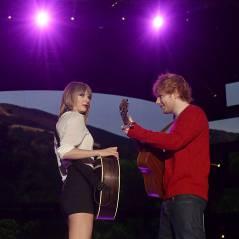 Ed Sheeran : trop jalouse, sa petite-amie l'empêcherait de voir Taylor Swift