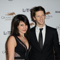Marion Jollès et Romain Grosjean : un couple qui a failli ne jamais exister !