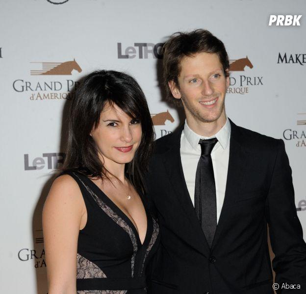 Marion Jollès et Romain Grosjean racontent leur histoire