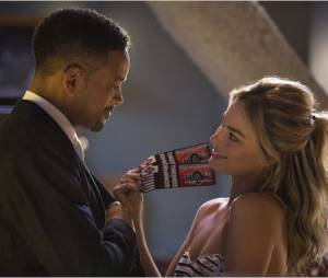 Diversion : Will Smith et Margot Robbie, duo de charme à l'écran