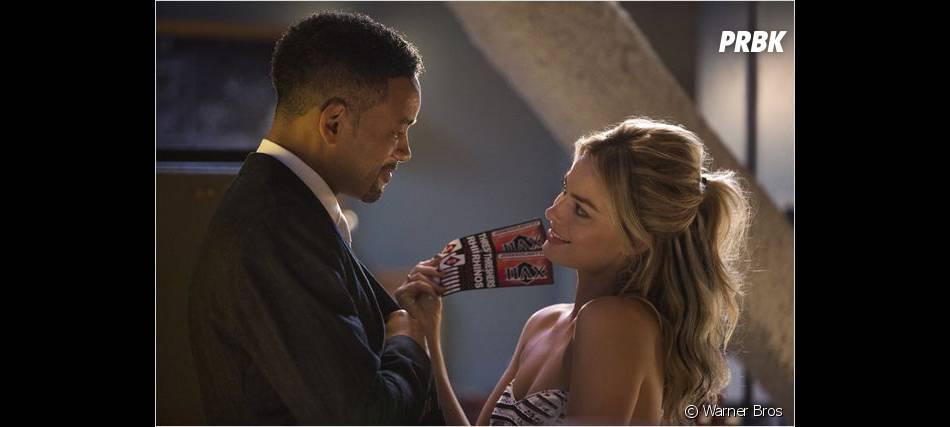 Diversion : Will Smith et Margot Robbie, duo de charme à l'écran