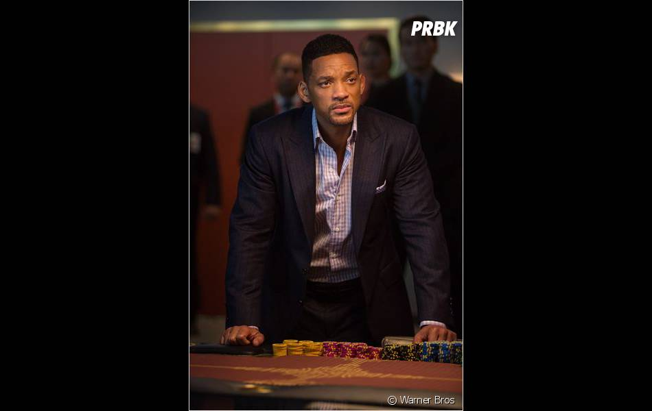 Diversion : Will Smith se glisse dans la peau d'un arnaqueur