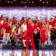 Glee saison 6 : photo de groupe de la série