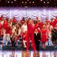 Glee saison 6 : photo de groupe de la série