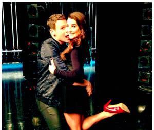 Glee saison 6 : Rachel et Jesse en couple pour la fin ?