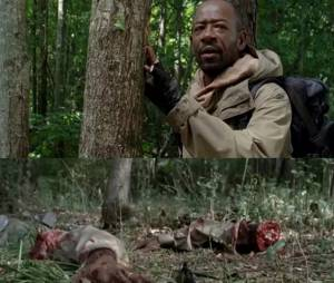 The Walking Dead saison 5 : Morgan mort ?