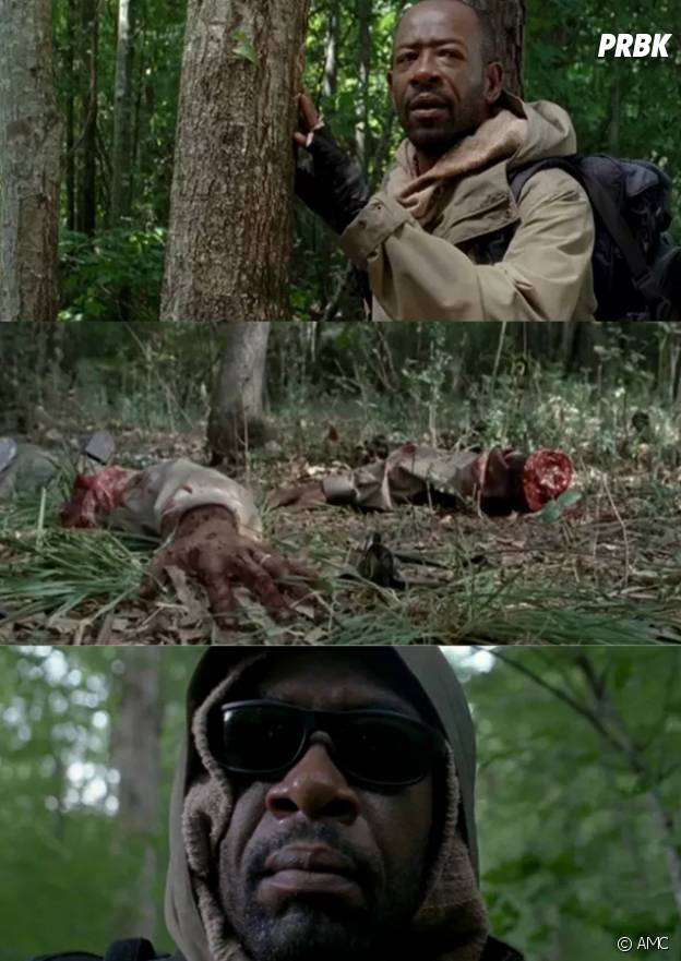 The Walking Dead saison 5 : Morgan mort ?