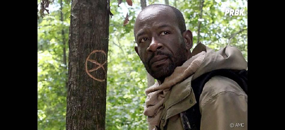 The Walking Dead saison 5 : Morgan est-il mort ?