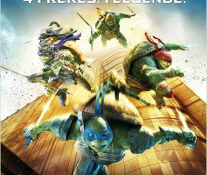 Ninja Turtles 2 : April O'Neil face à Casey Jones