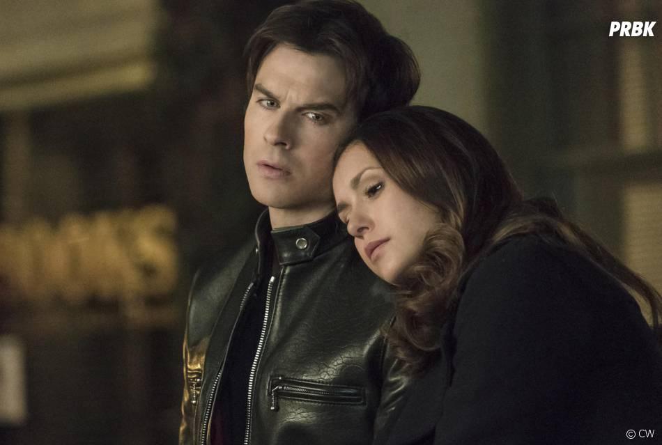 The Vampire Diaries saison 6 : quel avenir pour Damon et Elena ?