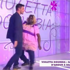 Damien Lauretta en couple avec Maude ? Le chanteur de Violetta répond