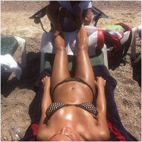 Tara Damiano sexy en bikini avant son retour dans Le Mag