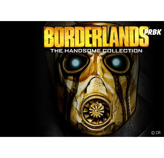 Borderlands - The Handsome Collection.