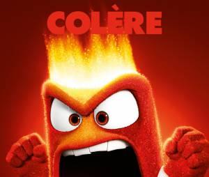 Vice-Versa : Gilles Lellouche dans le rôle de Colère