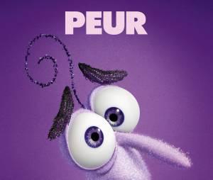 Vice-Versa : Pierre Niney dans le rôle de Peur