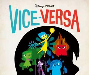 Vice-Versa sortira le 17 juin 2015 au cinéma