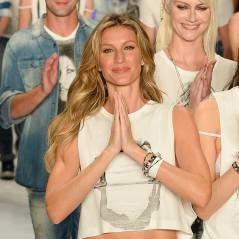 Gisele Bundchen sexy mais en larmes pour son dernier défilé de mode avant la retraite