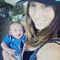 Justin Timberlake et Jessica Biel : la première photo de leur fils Silas Randall