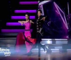 Leila Ben Khalifa deuxième du classement de Danse avec les stars, au Liban