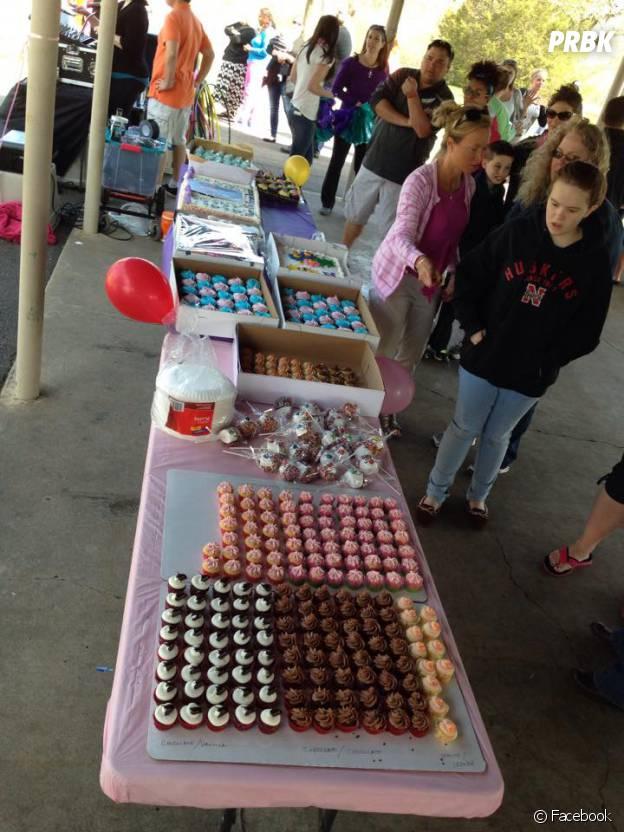 Photo postée par Lanae Paaverud sur la page publique Facebook Mackenzie's Birthday Party.