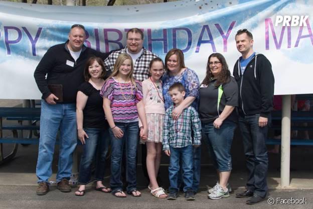Photo postée par Jenny Moretter sur la page publique Facebook Mackenzie's Birthday Party.
