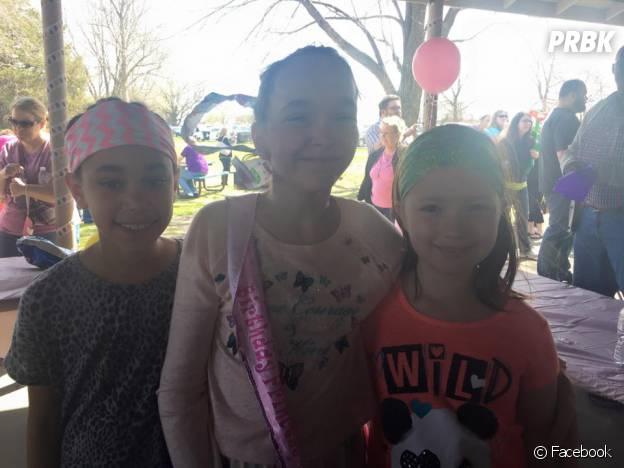 Photo postée par Pennie Peterson sur la page publique Facebook Mackenzie's Birthday Party.