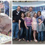 Cute : des inconnus sauvent l'anniversaire d'une petite handicapée mentale boudée par ses camarades