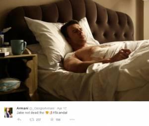 Scandal saison 4 : Jake est finalement vivant