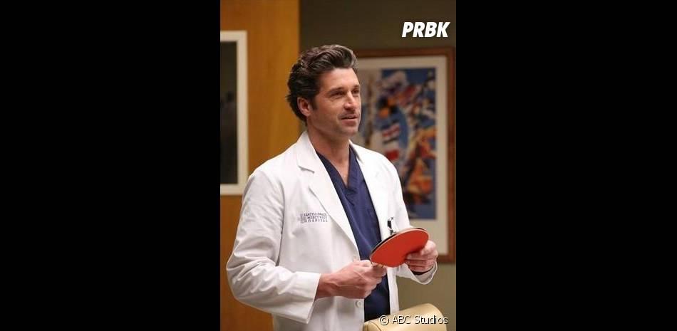 Grey's Anatomy saison 11 : Patrick Dempsey quitte la série