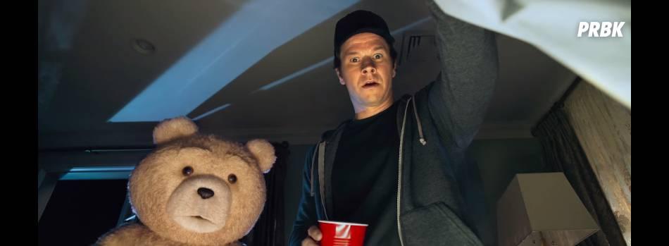 Ted 2 : John et Ted à la chasse au sperme