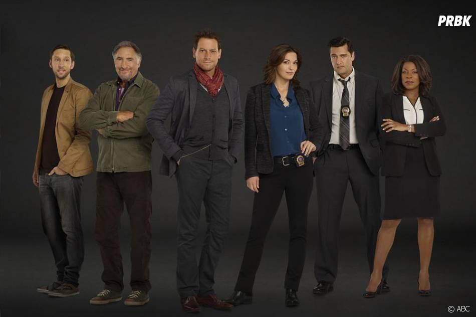 Forever saison 1 : le casting de la série