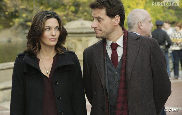 Forever saison 1 : Ioan Gruffudd et Alana de la Garza, les nouveaux Castle et Beckett ?