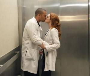 Grey's Anatomy saison 10 : April et Jackson en couple... et mariés