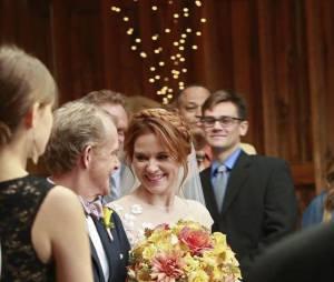 Grey's Anatomy saison 10 : April lors de son mariage dans l'épisode 12