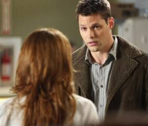 Grey's Anatomy saison 10 : Matthew plaqué par April