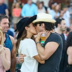 """Ian Somerhalder - Nina Dobrev absente de son mariage : """"Ça aurait été trop douloureux"""""""