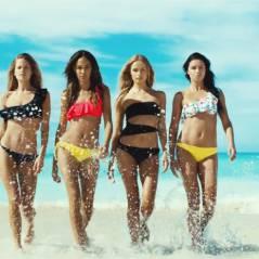 Adriana Lima, Doutzen Kroes... H&M lâche ses James Bond girls sexy pour sa nouvelle campagne