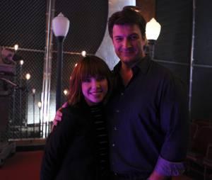 Castle saison 7 :Carly Rae Jepsen et Nathan Fillion