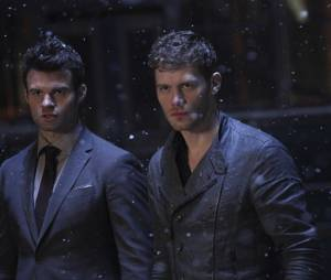The Originals saison 2 : Klaus face à Claire Holt