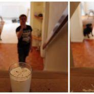 Quand ce YouTubeur mange du lait et des Oréo, c'est très spectaculaire