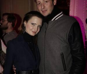 Amuary Leveaux et sa future femme Elizaveta : bientôt un bébé pour le couple