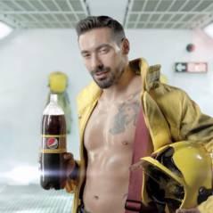 Ezequiel Lavezzi (PSG) torse nu et sexy dans une pub délirante pour Pepsi