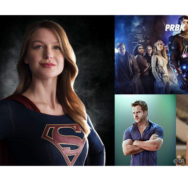 Supergirl, Legends of Tomorrow... les séries à suivre ou à zapper en 2015/2016