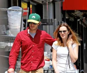 Leighton Meester et Adam Brody vont devenir parents en 2015